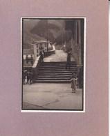 ONDARROA Pays Basque 1947  Photo Amateur Format Environ 5,5 Cm X 4 Cm - Luoghi
