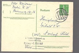 Berlin Michel P36 Berlin W57 > Seibold Nortorf  (206) - [5] Berlin