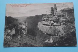 Belvéder à La KOHLSCHEUER (Petite Suisse Luxembourgeoise) ( J M Bellwald N° 634 ) Anno 19?? ( Voir/see Photo ) ! - Muellerthal