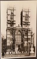 Ak UK - London - Westminster Abbey - Kirchen U. Kathedralen