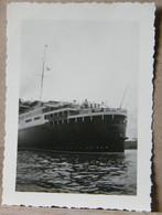 MONDOSORPRESA, FOTOGRAFIA 1910/1930 NAVE IN MARE - Barche