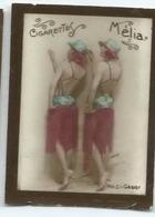 CIGARETTES MELIA - ROLS & GABBY - Dos Vierge - Melia