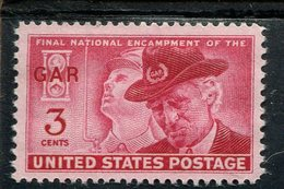 802631750 1949 SCOTT 985 POSTFRIS MINT  NEVER HINGED EINWANDFREI (XX)  GAR ISSUE - Etats-Unis