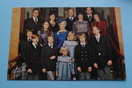 The DANISH ROYAL FAMILY ( Dronning INGRID Og Dronning MARGRETHE ) Anno 1981 ( Zie Foto ) Danske ! - Familles Royales