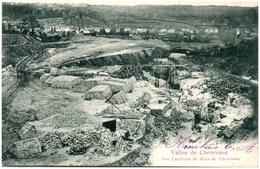 78 Vallée De Chevreuse - Les Carrières De Grés De CHEVREUSE - Chevreuse