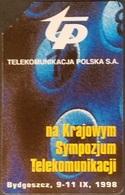 Telefonkarte Polen - Werbung - Poland