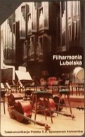Telefonkarte Polen - Filharmonia Lubelska - Orgel - Poland