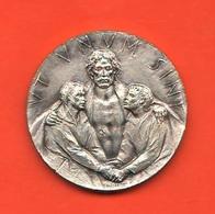 VATICANO 1975 MEDAGLIA Anno Santo Cristo Risorto Tra Gli Apostoli Jubilee Holy Year Année Sainte Jubiläum Heiliges Jahr - Gettoni E Medaglie