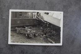 Saint Benoit 86280 Déraillement 25 Mars 1925 271CP02 - Saint Benoit