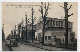 92  PETIT -CLAMART     La Station Des Eaux  Les Réservoirs - France