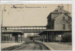 92 SCEAUX        Intérieur De La Gare - Sceaux