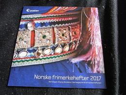 ~~~ Norway Norvege Noorwegen 2017 - Official Year Book Booklets Carnets -  ** MNH  ~~~ - Années Complètes