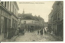 02 - NEUILLY SAINT FRONT / ROUTE DE SOISSONS - France