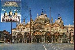 46457 Italia, Maximum 1994, Tha Cathedral Basilica Of St. Marcus In Venice, Venezia Basilica San Marco - Chiese E Cattedrali