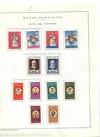 VATICANO - ANNATE COMPLETE DAL 1959 AL 1988 - MNH ** - Annate Complete