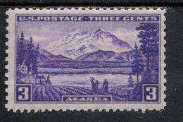 802640528 1937 SCOTT 800 POSTFRIS MINT  NEVER HINGED EINWANDFREI (XX)  TERRITORIAL ISSUES MT MCKINLEY - Etats-Unis