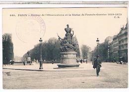 75 PARIS  Tampons Hopital Auxilliaire N°2 Ecole Diocesdine Av  De L Obeservatoire   Pa114 - Autres Monuments, édifices