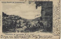 Panorama De Larochette.   -   1901  Naar   Bruxelles - Larochette