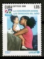 Cuba 2009 / UNICEF Rights Of The Children MNH Derechos Del Niño / Cu12114  18-30 - UNICEF