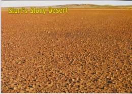 Sturt's Stony Desert. Northeastern South Australia - Posted 1994, Stamp, Superb Postmark - Australia