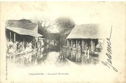( VALOGNES )( 50 MANCHE ) LE PONT SECOURET - Valognes
