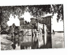 13 Tarascon Sur Rhone Le Chateau Du Roi René CPSM GF Edit Estel N°7703 Photo - Tarascon