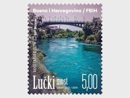 Bosnië-Herzegovina / Bosnia - Postfris/MNH - Complete Set Architectuur, Bruggen 2019 - Bosnië En Herzegovina