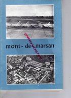 40- MONT DE MARSAN- RARE BULLETIN MUNICIPAL 1965- LAMARQUE CANDO-MAIRE-HENRI LACOSTE-RENE ROUMAT-LUCBERNET-PALIS-PALLU - Historische Dokumente