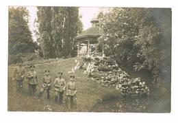 SINT TRUIDEN Duitse Bezetting 14/18 Fotokaart - Sint-Truiden