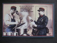 B). TB BF Du Musée De La Poste. - Sheetlets