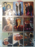 X-Files:Th Truth Is Out There  By Topps 199 (serie Compledte De 72 Cartes) - X-Files