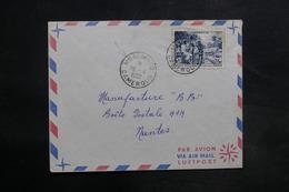 CAMEROUN - Enveloppe De Mbalmayo Pour La France En 1962, Affranchissement Plaisant - L 35555 - Kamerun (1960-...)