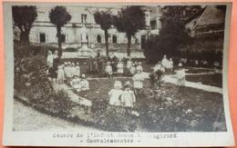 CARTE VAUGIRARD - 75 - OEUVRE DE L' ENFANT JESUS - CONVALESCENTES - SCAN RECTO/VERSO -10 - France