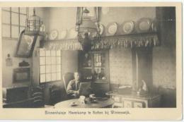Winterswijk - Binnenhuisje - Haverkamp Te Kotten Bij Winterswijk - Uitg. G.J. Albrecht - Winterswijk