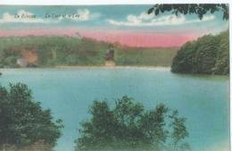 La Gileppe - Le Lion Et Le Lac - Richel Soeurs - Gileppe (Stuwdam)
