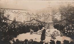 DOCELLES : (88) Inauguration Du Monument  Aux Morts CARTE PHOTO - Autres Communes