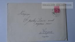 ZA216.9  Hungary Cover -Csekey Lajos Nyíregyháza -ZAJTA 1940 To Dr.Csekey István Prof. SZEGED -Genealogy Correspondence - Lettere