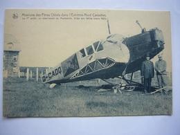Avion / Airplane / IMPERIAL OIL / Junkers F.13 / Mackenzie, Canada / 1921 - 1919-1938