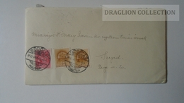 ZA216.11  Hungary Cover -Kardos József Lekész Gödöllő 1940  To Dr.Csekey István Prof. SZEGED Genealogy Correspondence - Lettere