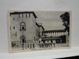 VIGEVANO   -- PAVIA  ---  INTERNO CASTELLO SFORZESCO - Vigevano