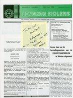 Thema: Molen / Maalderij Vlaanderen - Nummer Van LEVENDE MOLENS D.d. Juni 1992. Kortemark, Limburg, Anderlecht E.a. - Tijdschriften
