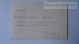 ZA216.12  Hungary Cover -Csery Istvánné PAKS 1939   To Dr.Csekey István Prof. SZEGED Genealogy Correspondence - Lettere