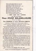 Lichtervelde, Madonna, 1959, Jozef Delamillieure, Verkeyn - Imágenes Religiosas