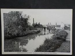 CP Marchienne-au-Pont Confluent De L' Eau D' Heure Et De La Sambre Edit Pierard-Brichard - Charleroi
