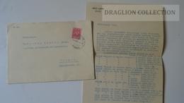 ZA217.2 Hungary Cover -APOSTAG Nagy Lajos R.lelk. 1940 To Dr.Csekey István Prof. SZEGED Genealogy Correspondence - Lettere