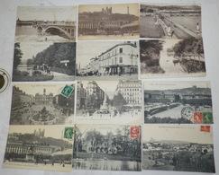 Lot De 46 Cp ( 69  Rhone ) - Cartes Postales
