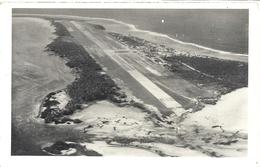 CPSM Iles Cocos Aéroport - Cocos (Keeling) Islands