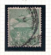 1949 - NEPAL  -  Mi. Nr.  60 - Used - (CW4755.41) - Nepal