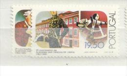 1980 MNH Portugal, Science,  Postfris - Ongebruikt