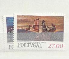 1981 MNH Portugal, Coronation,  Postfris - Ongebruikt